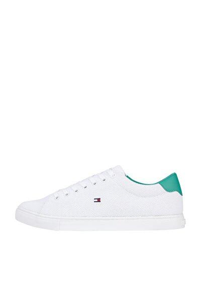 Erkek Beyaz Sneaker Essential Knit Vulc FM0FM03474