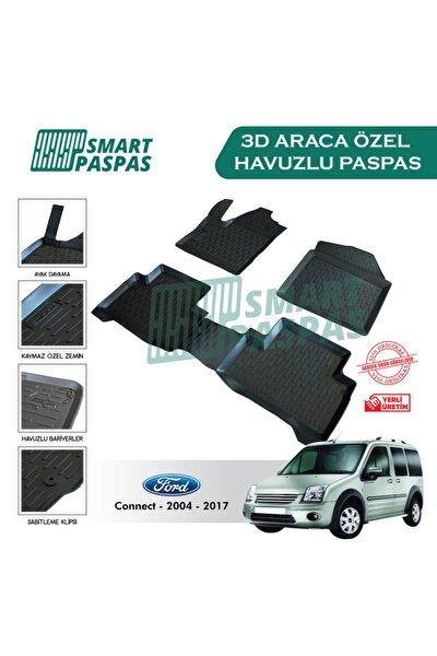 Ford Connect 2004-2017 3d Havuzlu Paspas