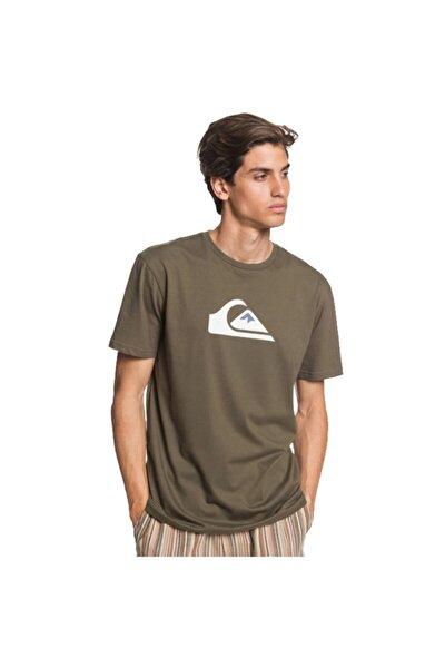 COMP LOGO SS Haki Erkek T-Shirt 101106971