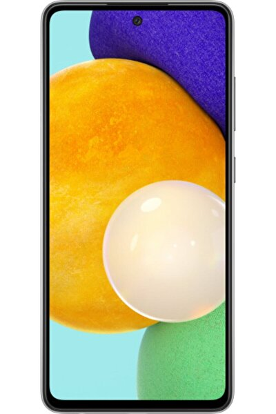 Galaxy A52 128GB Siyah Cep Telefonu (Samsung Türkiye Garantili)