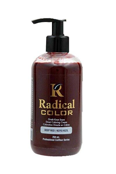 Color Koyu Kızıl Color Su Bazlı Saç Boyası 250 ml