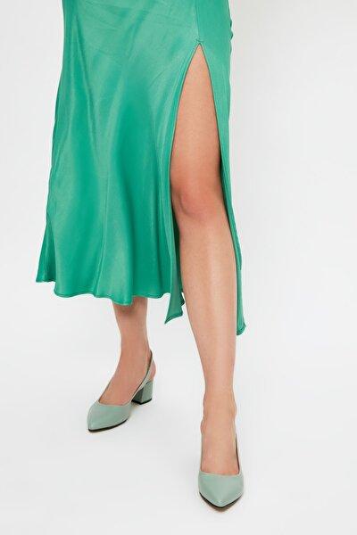 Mint Kadın Klasik Topuklu Ayakkabı TAKSS21TO0054