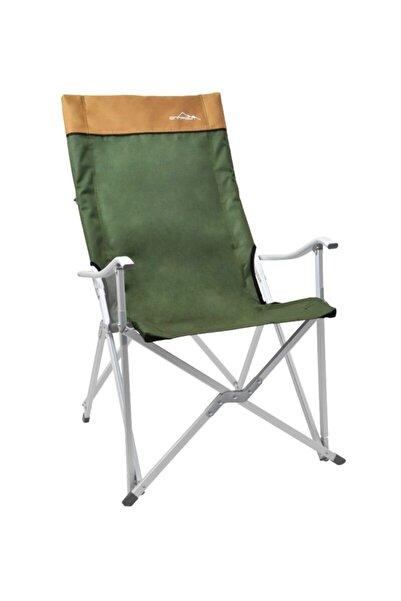 Aluminyum Katlanır Kamp Sandalyesi Salda