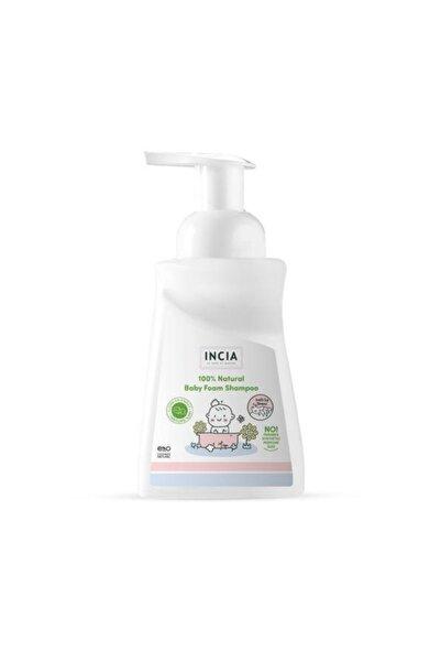%100 Doğal Bebek ve Çocuk Köpük Şampuanı 200ml