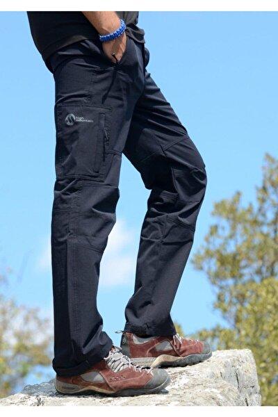 Erkek Siyah Nepal Pantolon