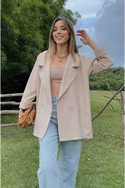 Oversize Mevsimlik Ceket