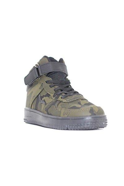 Kids Erkek Çocuk Boğazlı Spor Ayakkabı 19-k30 Flt
