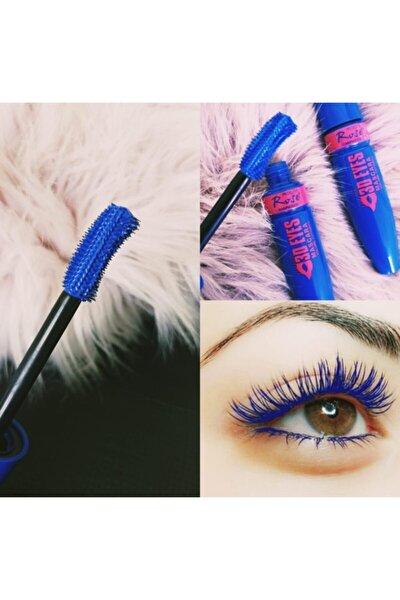 Rose Mavi Rimel Eyes 3d Blue Maskara