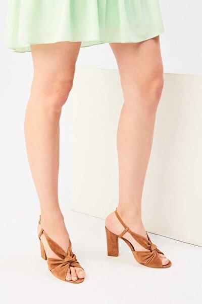 Hakiki Deri Taba Kadın Ayakkabı 120130006926