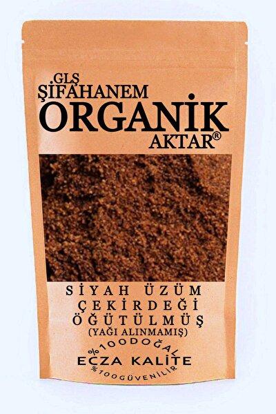 Öğütülmüş Siyah Üzüm Çekirdeği Tozu 250 gr