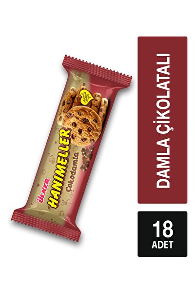 Hanımeller Çokodamla Kurabiye 82 g