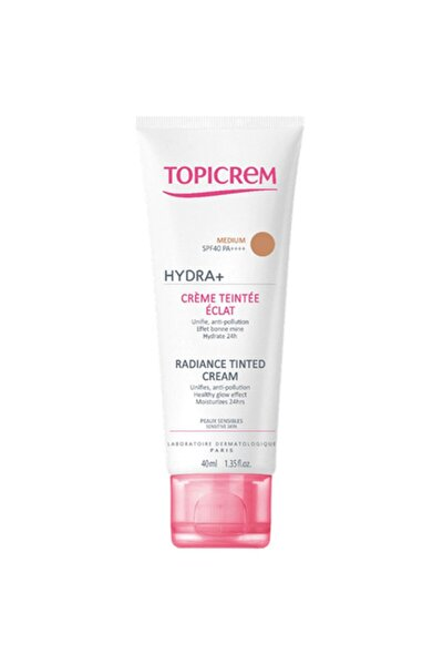 Hydra+ Radiance Tinted Medium Spf40 Cream 40ml