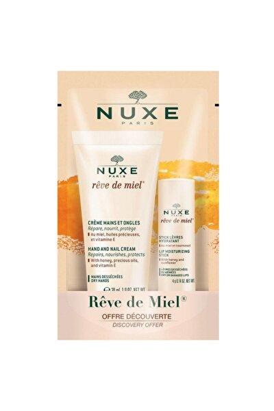 Reve De Miel Hand And Nail Cream Set 30 ml