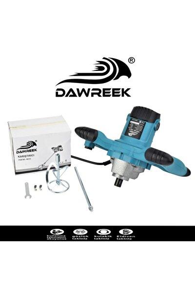 Mavi 1800w Mz-03 Çimento-harç-alçı-boya Karıştırıcı Mixer