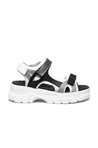 Sare 1fx Siyah Kadın Spor Sandalet