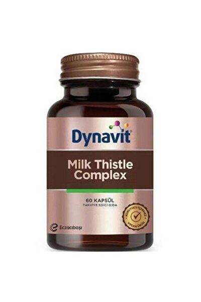 Milk Thistle Complex 60 Kapsül Skt:03/22
