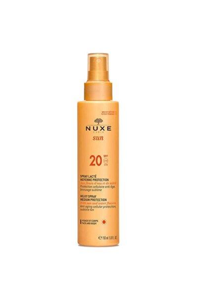 Sun Spray Lacté Spf 20 150 ml