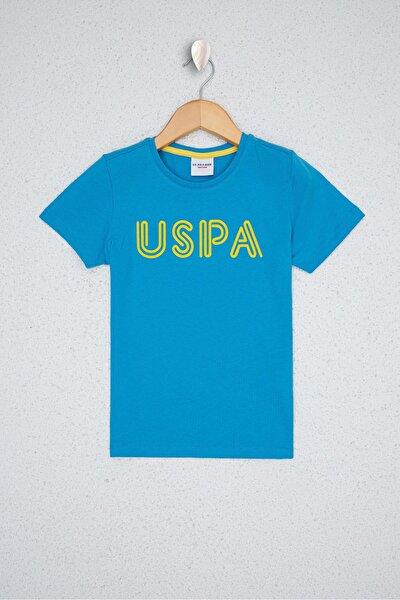 Mavı Erkek Çocuk T-Shirt