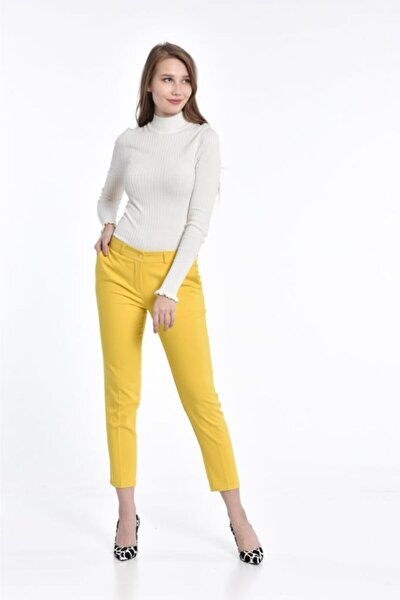 Dacia Sarı Bilek Pantolon