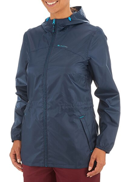 Jacket Raincut NH100 zip blue W