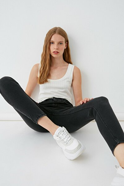 Kadın Siyah Jeans 1KAK47262MD