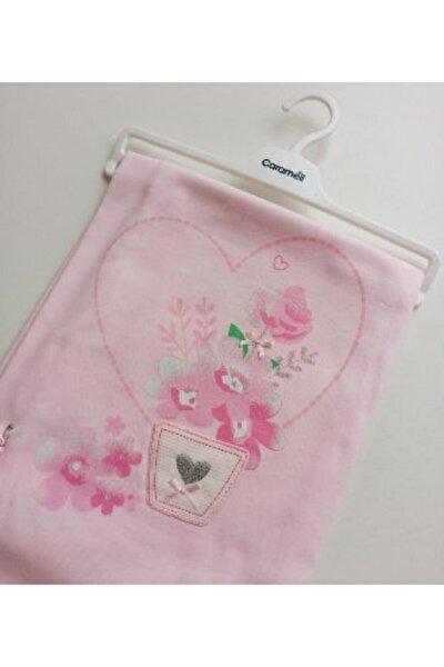 Kız Bebek Pembe Battaniye