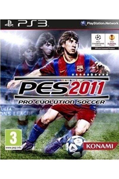 Ps3 Pes 2011 - Orjinal Oyun - Sıfır Jelatin