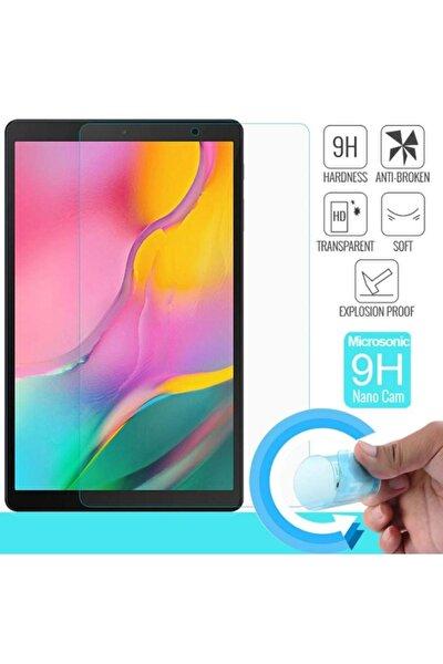 """Galaxy Tab A 8"""" T290 Ekran Koruyucu Hd Esnek Nano Cam Film Screensaver"""