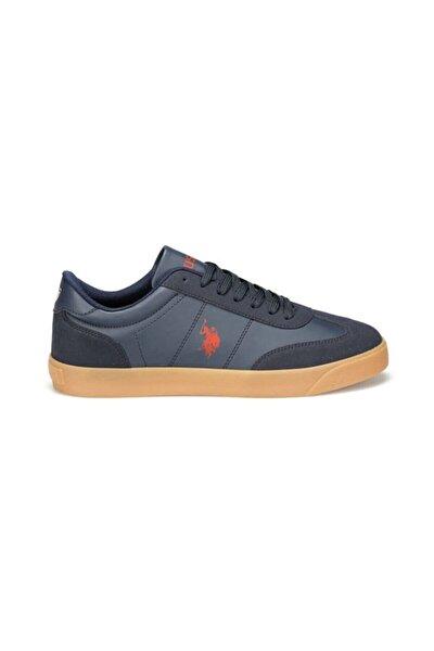 Erkek Lacivert Günlük Spor Ayakkabı V2
