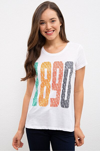 Kadın T-Shirt G082GL011.000.937760