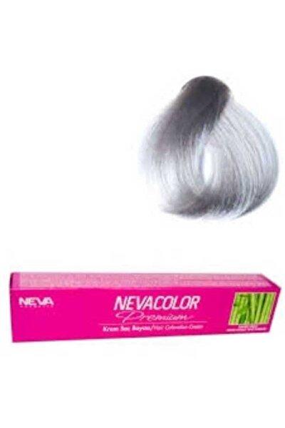 Tüp Krem Saç Boyası 0.01 Yoğun Gümüş Gri