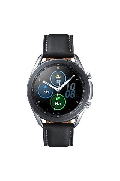 Galaxy Watch3 45mm Gümüş Akıllı Saat (Samsung Türkiye Garantili)