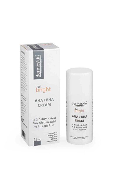 Be Bright  Leke Giderici AHA/BHA Cream 33 ml 8697796000929