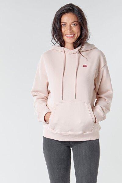 Kadın Standard Hoodie Sweatshirt 24693-0004