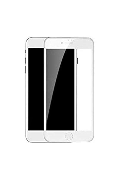 Iphone 7 / 8 Kavisli 21d Ekran Koruyucu Kırılmaz Cam