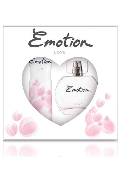 Love Edt 50 ml Kadın Parfüm 150 ml Deodorant Seti