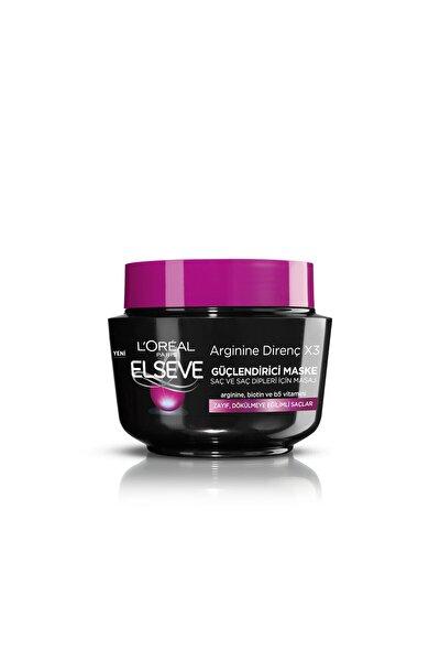 L'oréal Paris Arginine Direnç Dökülme Karşıtı Maske 300 ml