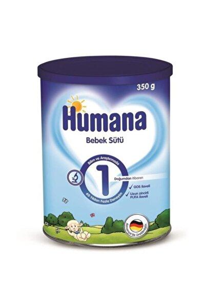 Bebek Sütü Metal Kutu 1 Numara 350 gr