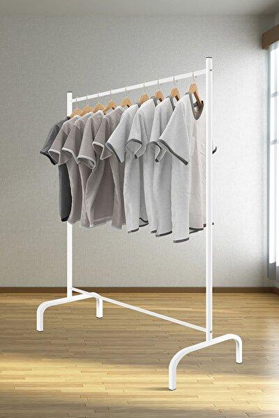 Metal Konfeksiyon Askısı Konfeksiyon Elbise Askılığı Eşek Askılık