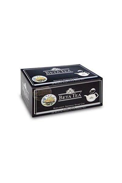 Earl Grey Demlik Poşet 100 X 3,2 Gr (Bergamot - Tomurcuk Çayı)