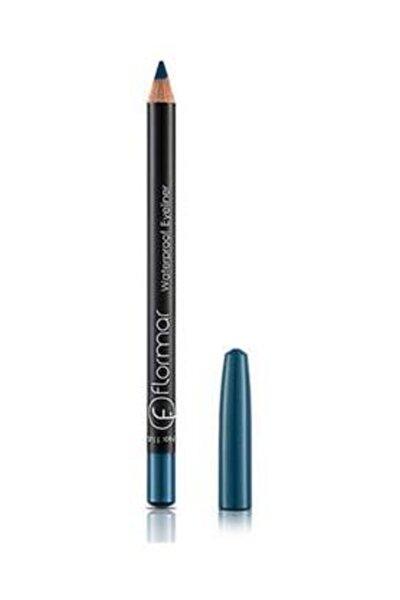Suya Dayanaklı Göz Kalemi - Mavi Waterproof