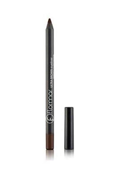 Kahverengi Göz Kalemi Ultra Eyeliner No: 012