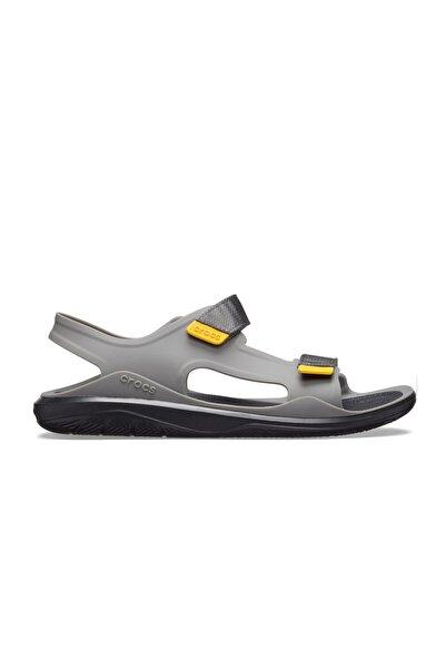 206526-0dy Slate Grey Crocband Sandalet