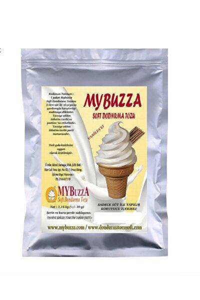 Soft Dondurma Tozu Vanilya 5 Litre Süt Ile Yapım