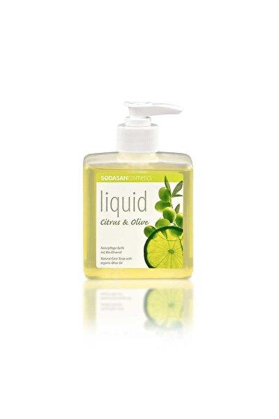 Sıvı Sabun Limonlu (citrus-olive) 300 Ml 4019886077361