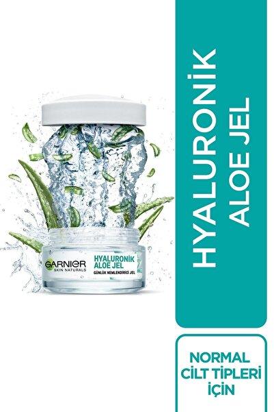 Hyaluronik Aloe Jel - Günlük Nemlendirici Jel 50 Ml