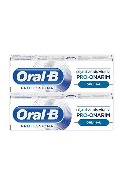 Pro-onarım Orijinal Diş Macunu 2 X 50 Ml