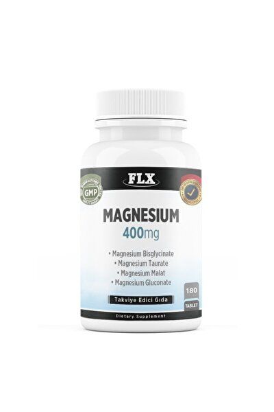 Elemental Magnezyum Complex 400 Mg 180 Tablet