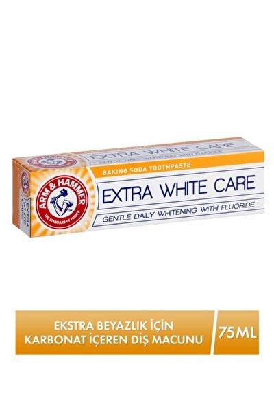 Ekstra Beyazlık Için Karbonat Içeren Ekstra White Diş Macunu 75ml