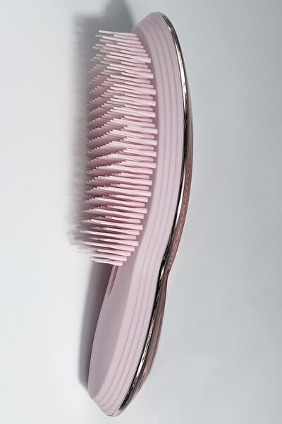 Lom1201 Detangling Hair Brush Saç Açma Tarağı Rose Gold